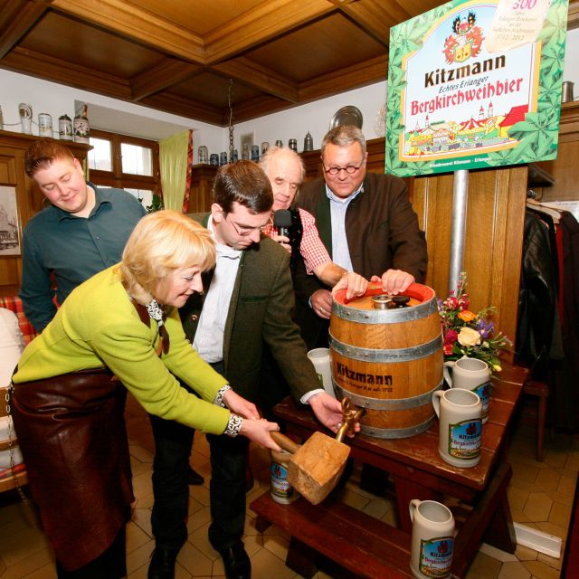 Das Kitzmann-Bergkirchweihbier 2012 – Spendenaktion im Jubiläumsjahr ...